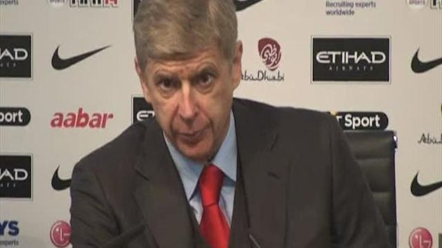 Wenger: Poor defending cost us