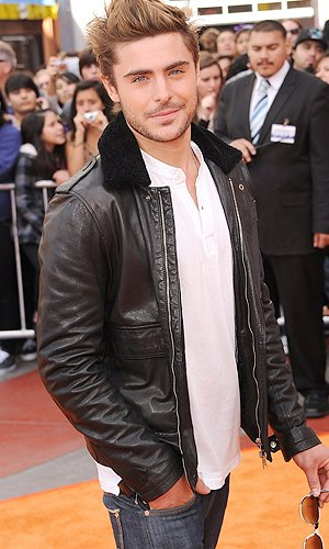 """Zac Efron attends the premiere of """"Dr. Seuss' The Lorax."""" (Photo by Jason Merritt/Getty Images)"""