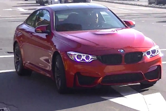 BMW M4 Sloppy