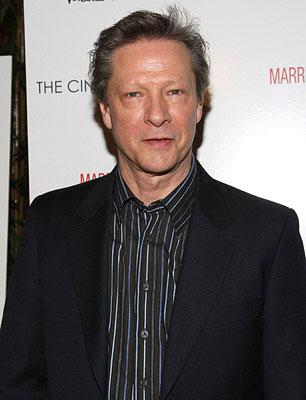 Chris Cooper at the New York City screening of Sony Pictures Classics' Married Life