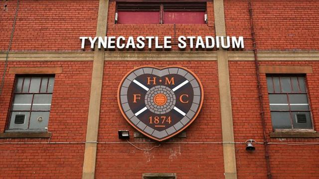 Scottish Premier League - Hearts hit with fresh embargo