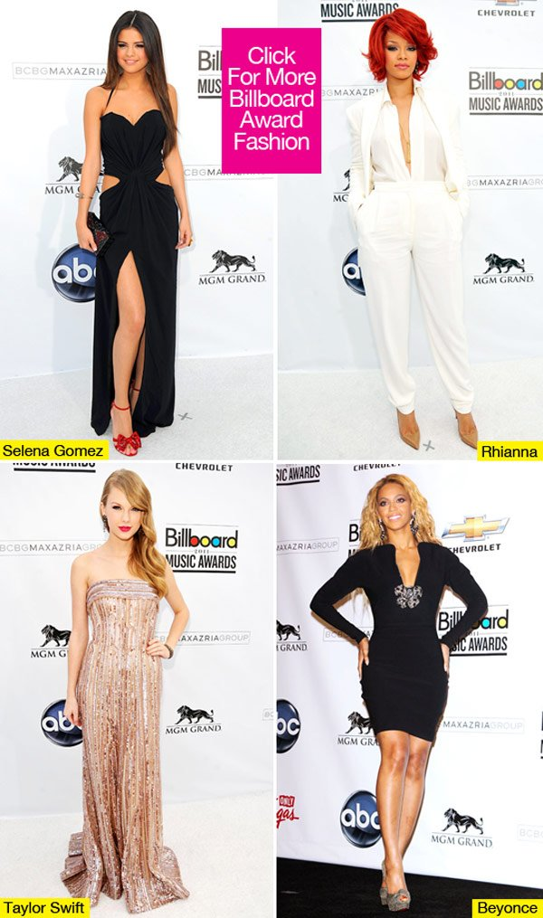 Billboard Awards 2011 Best Dressed On The Red Carpet: Take A Look Back