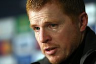 Neil Lennon (pictured on December 4) has called on his Celtic players to start replicating their European form on the domestic stage ahead of their Scottish Premier League clash against Kilmarnock on Saturday