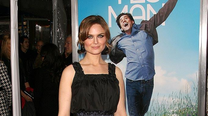 Yes Man LA Premiere 2008 Emily Deschanel