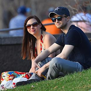 Daniel Radcliffe (Finally) Photographed With Girlfriend of 2 Years