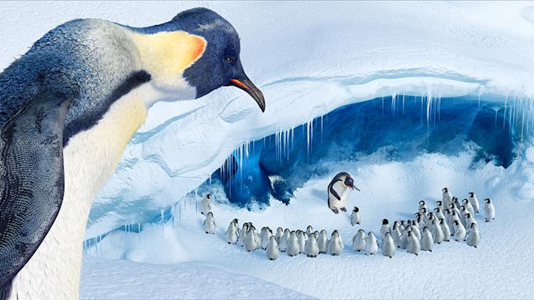 Happy Feet 2006 Warner Bros. Pictures