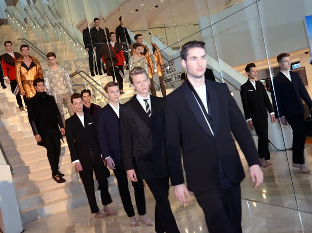 Back again for its second year, Singapore's Men's Fashion Week will run from 18 to 22 April.