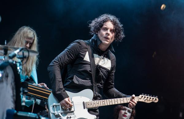 Jack White Added to Grammys Lineup