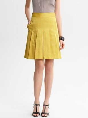 Banana Republic Sunny Day Skirt