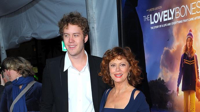 The Lovely Bones LA Premiere 2009 Susan Sarandon