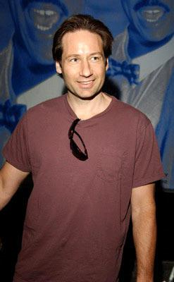 Premiere: David Duchovny at the Los Angeles premiere of Universal's Two Brothers - 6/12/2004