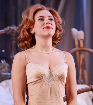 Scarlett Johansson in 'Cat On a Hot Tin Roof': Were Critics Seduced By Maggie?