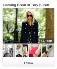Visual Content: Which Brands Are Showing Marketers How It's Done? image visual content tory burch pinterest
