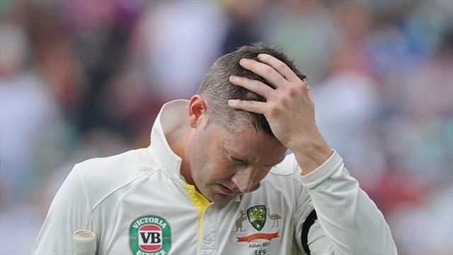Ashes - Australia put Clarke, Harris and Siddle under wraps
