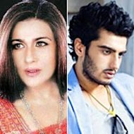 Amrita Singh To Play Arjun Kapoor's Mother In '2 States' Too?