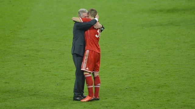 Champions League - Bayern triumph has origins in bitter 2012 defeat