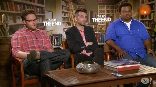 'This Is the End' Insider Access