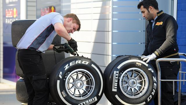 Formula 1 - Pirelli downplays criticism of tyres