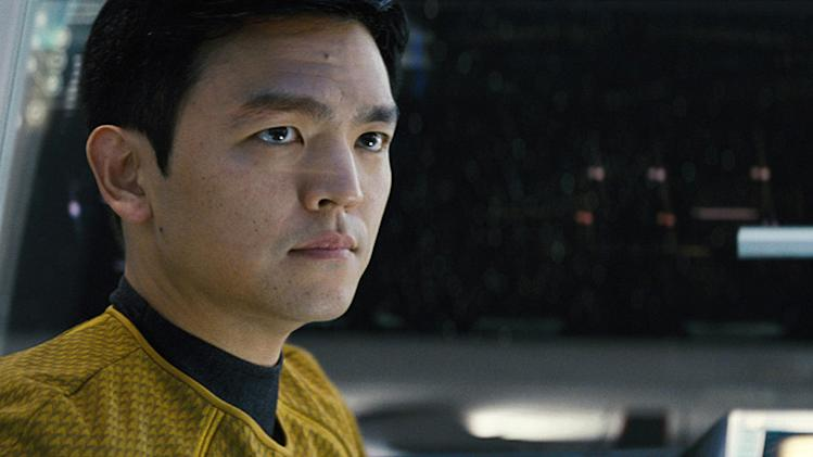 Star Trek Production Photos 2009 Paramount Pictures John Cho