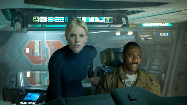 Prometheus Stills 2012 20th Century Fox Charlize Theron Idris Elba