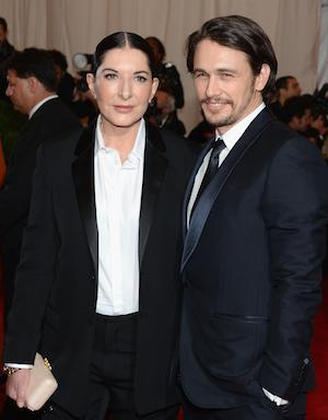 Who Is James Franco? Artist Marina Abramović Wants Her Film to Answer That