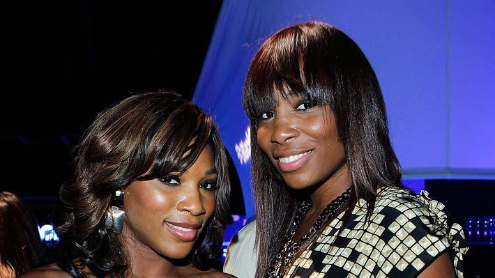 Williams Serena Venus Blck Brry Pty