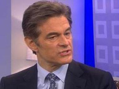 Dr. Oz Takes On Companies Illegally Using His Name