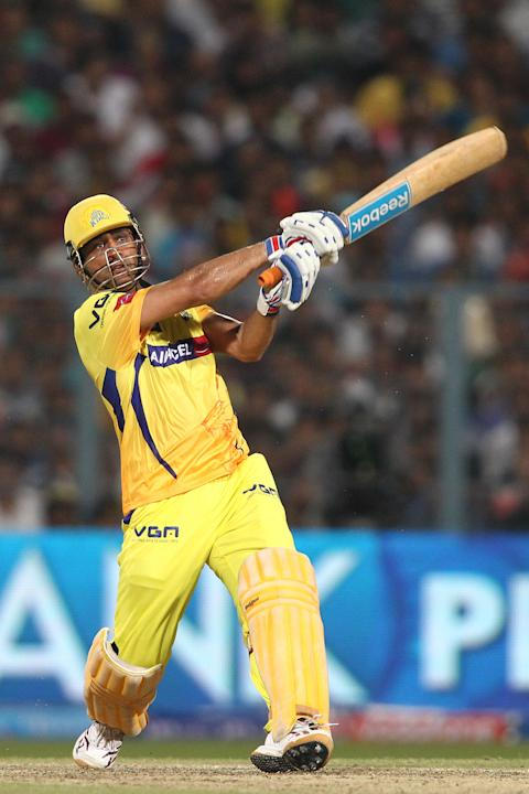 Chennai Super Kings captain MS Dhoni