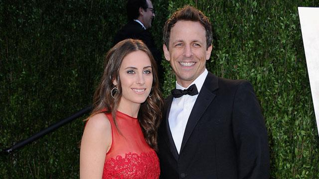 Inside Seth Meyers' Star-Studded Wedding
