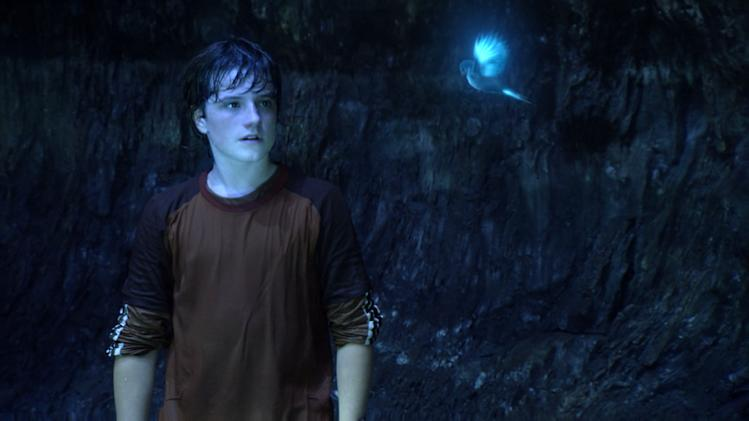 Josh Hutcherson Journey to the Center of the Earth Production Warner Brothers New Line 2008