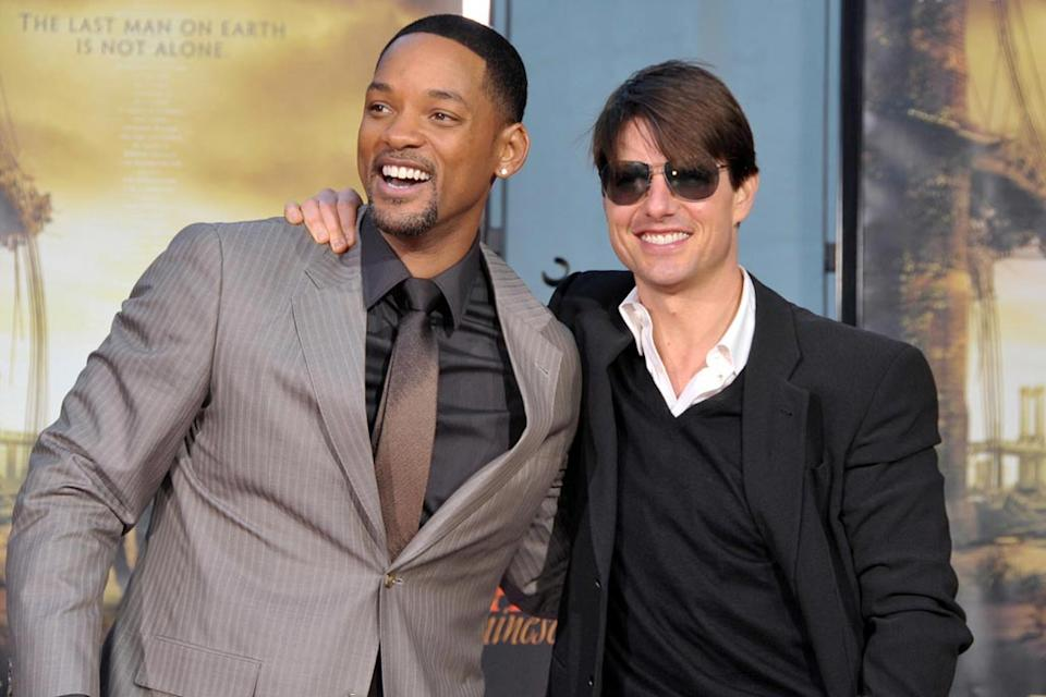 Will Smith Tom Cruise 2007
