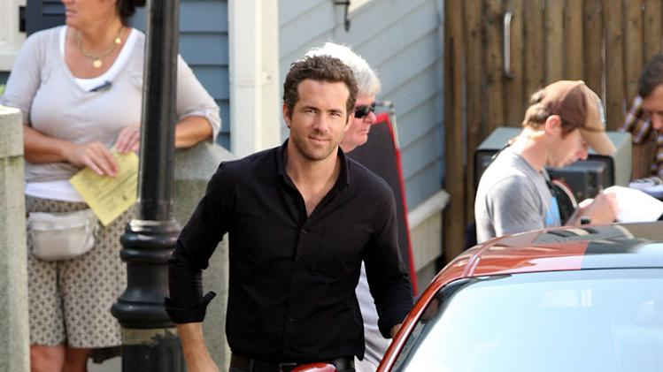 Ryan Reynolds onset