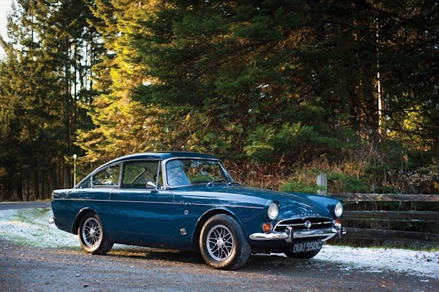 1965 Sunbeam up for auction photo