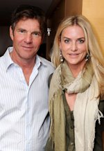Dennis Quaid, Kimberly Quaid | Photo Credits: Katy Winn/Getty Images