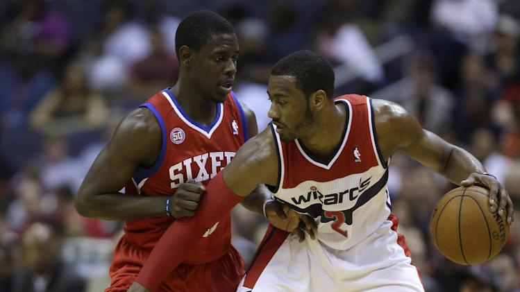 Wizards eye return to playoffs after 5 years out