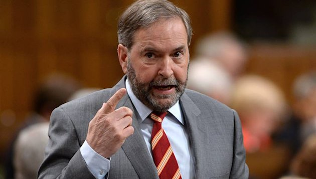 NDP Leader Tom Mulcair is ready to face the prime minister wherever debates take place.