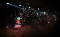 Unveiling of ICC World T20 2014, Bangladesh
