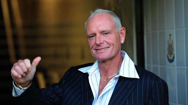 Wayne Rooney says Paul Gascoigne, pictured, was his hero when growing up