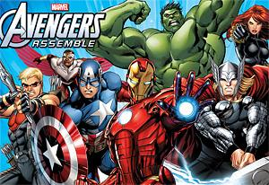 Avengers | Photo Credits: Marvel Entertainment