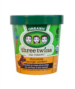 Three Twins Chocolate Orange Confetti