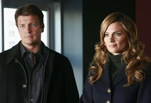 Nathan Fillion and Stana Katic | Photo Credits: Ron Tom/ABC