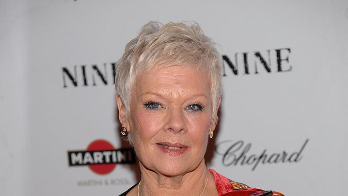 Nine NY Screening 2009 Judi Dench