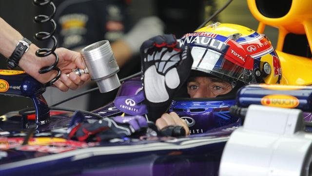 Formula 1 - Webber says F1 ruled by tyres now