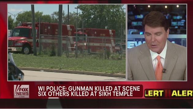 Seven dead in shooting at Sikh temple in Wisconsin