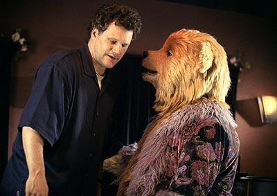 "Peter Hastings directs ""Trixie"" in Walt Disney's The Country Bears"