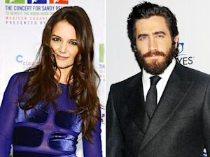 Katie Holmes Not Dating Jake Gyllenhaal