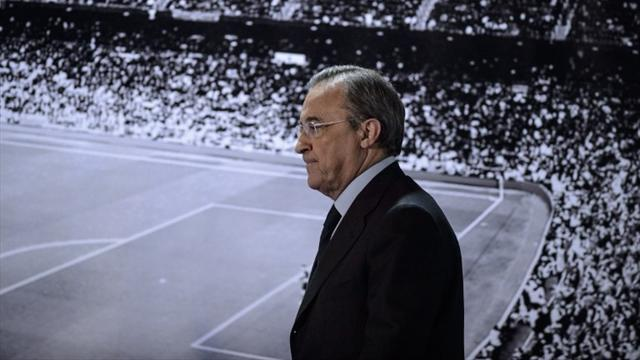 Liga - Perez: 'This team will realise Madrid's dreams'