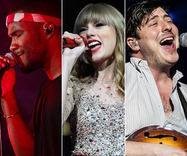 Hear Songs from the 2013 Grammy Awards Nominees