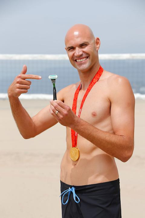 Gillette BODY And Phil Dalhausser Help Guys Get #BODYREADY For Summer