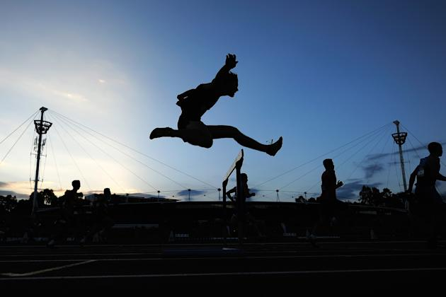 Australian Junior Athletics Championships